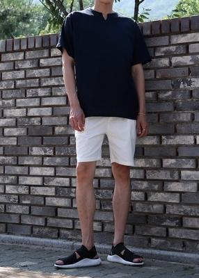 1区韩国本土服装代购(韩国圆通直发)theaction-舒适魅力韩版T恤(2018-07-07上架)