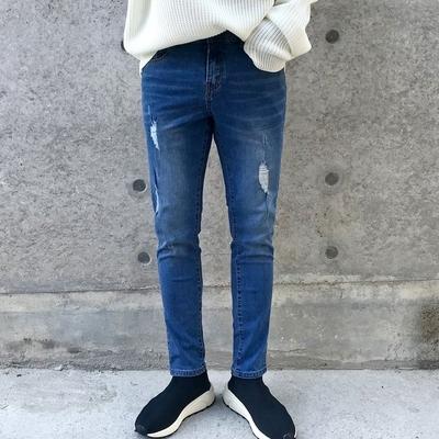1区韩国本土服装代购(韩国圆通直发)theaction-牛仔裤(2018-11-10上架)