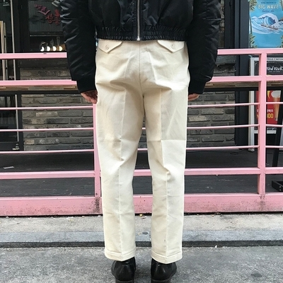 1区韩国本土服装代购(韩国圆通直发)theaction-长裤(2018-11-20上架)