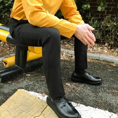 1区韩国本土服装代购(韩国圆通直发)theaction-长裤(2019-03-08上架)
