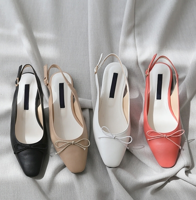 1区韩国本土服装代购(韩国圆通直发)TheBree-韩版时尚系带凉鞋(2018-04-24上架)