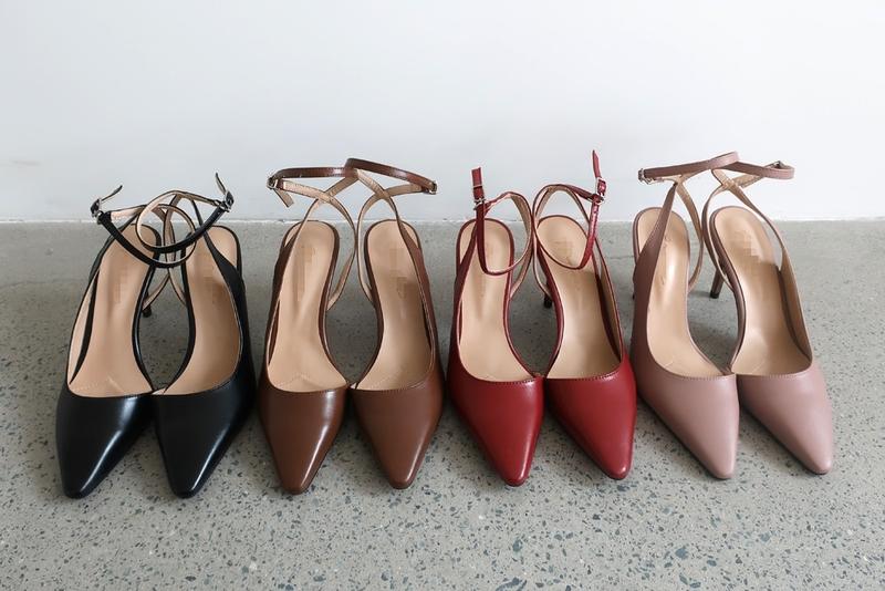 1区韩国本土服装代购(韩国圆通直发)TheJsoo-高跟鞋(2019-03-19上架)