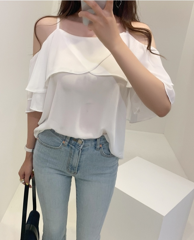1区100%正宗韩国官网代购(韩国直发包国际运费)TheJsoo-衬衫(2019-06-12上架)