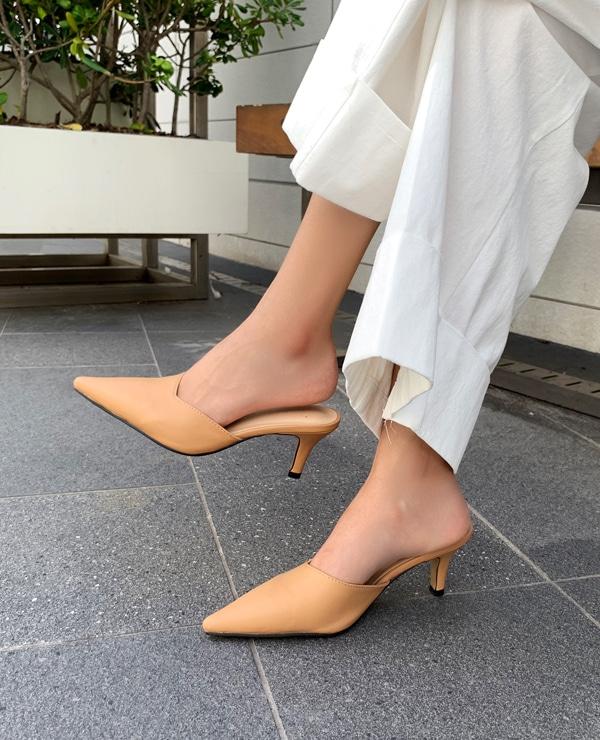 1區100%正宗韓國官網代購(韓國直發包國際運費)TheJsoo-高跟鞋(2019-08-21上架)