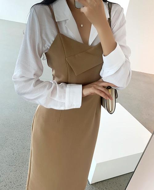 1区100%正宗韩国官网代购(韩国直发包国际运费)TheJsoo-衬衫(2019-11-08上架)