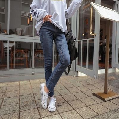 1区韩国本土服装代购(韩国圆通直发)tomnrabbit-牛仔裤(2018-09-24上架)