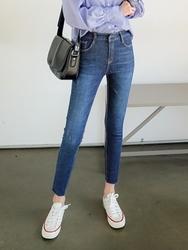 2018新款韩国服装tomnrabbit品牌个性时尚魅力韩版牛仔裤(2018.1月)