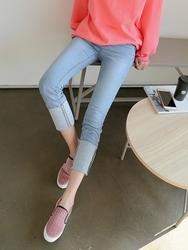 2018新款韩国服装tomnrabbit品牌个性时尚魅力牛仔裤(2018.1月)