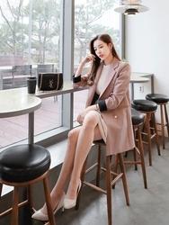 2018新款韩国服装tomnrabbit品牌纯色时尚魅力流行夹克(2018.1月)