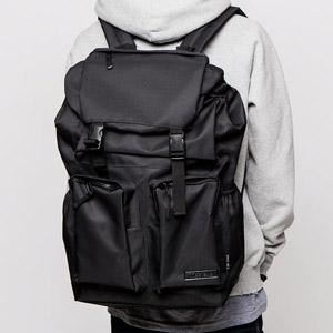 tomonari-韩国流行纯色男士背包图片