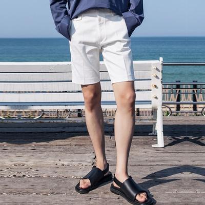 1区韩国本土服装代购(韩国圆通直发)tomonari-时尚流行高品质短裤(2018-04-14上架)