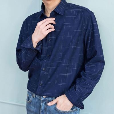 tomonari-时尚魅力帅气衬衫