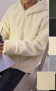 1区2017冬季新款韩国服装tomonari品牌时尚连帽舒适卫衣(2017.12月)