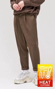 1区2017冬季新款韩国服装tomonari品牌时尚流行舒适长裤(2017.12月)