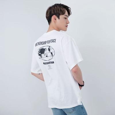 韩国儿童服饰品牌韩国本土服装代购韩国圆通直发tomonariT恤