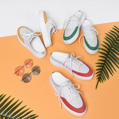 1区韩国本土服装代购(韩国圆通直发)韩版时尚流行平底鞋(2018-07-16上架)