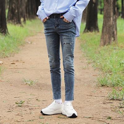 1区韩国本土服装代购(韩国圆通直发)tomonari-牛仔裤(2018-09-08上架)