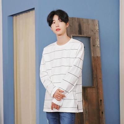 1区韩国本土服装代购(韩国圆通直发)tomonari-T恤(2018-09-08上架)