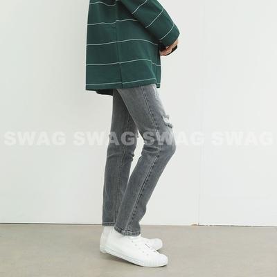 1区韩国本土服装代购(韩国圆通直发)tomonari-牛仔裤(2018-09-18上架)