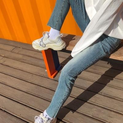 1区韩国本土服装代购(韩国圆通直发)tomonari-牛仔裤(2019-04-07上架)(请联系客服核对是否有货再下单哦)