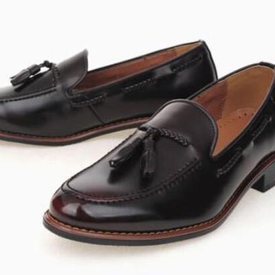 1区韩国本土服装代购(韩国圆通直发)tomonari-皮鞋(2018-11-02上架)