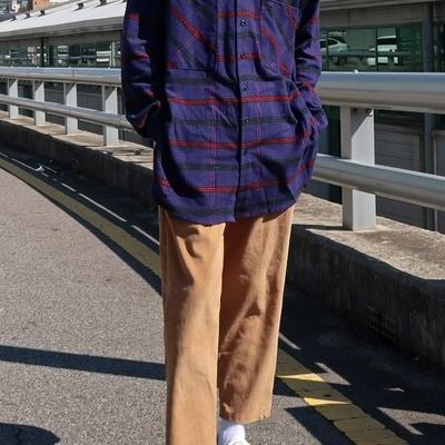 1区韩国本土服装代购(韩国圆通直发)tomonari-长裤(2018-10-30上架)