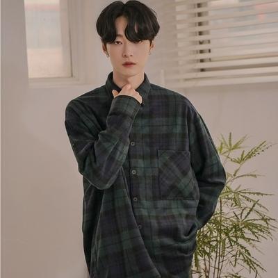 1区韩国本土服装代购(韩国圆通直发)tomonari-衬衫(2018-12-06上架)