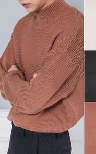 2018新款韩国服装tomonari品牌时尚魅力舒适针织衫(2018.1月)