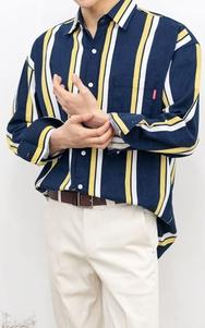 2018新款韩国服装tomonari品牌时尚流行舒适衬衫(2018.1月)