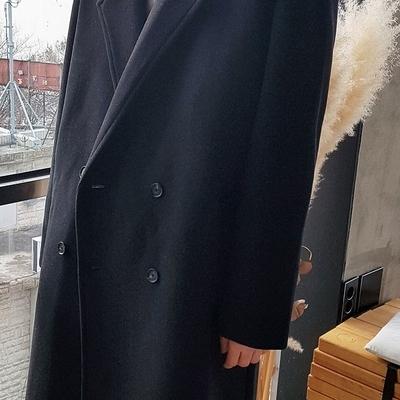 韩版时尚男装品牌韩国本土服装代购韩国圆通直发tomonari大衣