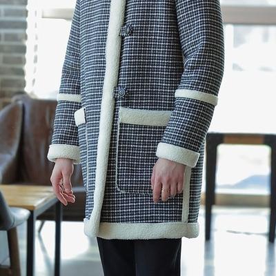 韩国男装网站有?#30007;?#38889;国本土服装代购韩国圆通直发tomonari夹克