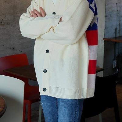 1区韩国本土服装代购(韩国圆通直发)tomonari-开襟衫(2019-02-13上架)