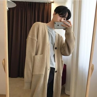 1区韩国本土服装代购(韩国圆通直发)tomonari-开襟衫(2019-02-16上架)