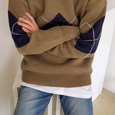 1区韩国本土服装代购(韩国圆通直发)tomonari-针织衫(2019-02-26上架)