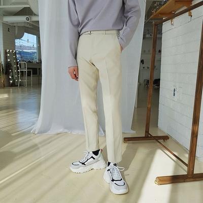 1区韩国本土服装代购(韩国圆通直发)tomonari-长裤(2019-03-03上架)