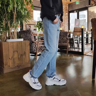 1区韩国本土服装代购(韩国圆通直发)tomonari-牛仔裤(2019-03-14上架)