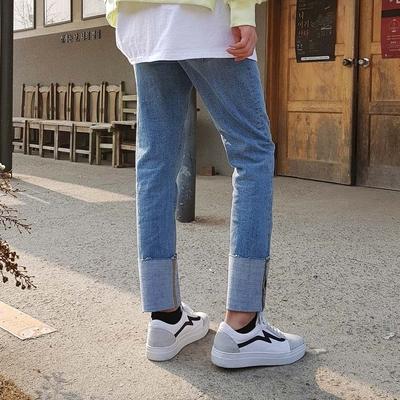 1区韩国本土服装代购(韩国圆通直发)tomonari-牛仔裤(2019-03-19上架)