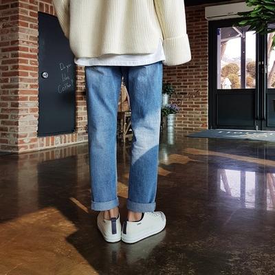 1区韩国本土服装代购(韩国圆通直发)tomonari-牛仔裤(2019-03-20上架)