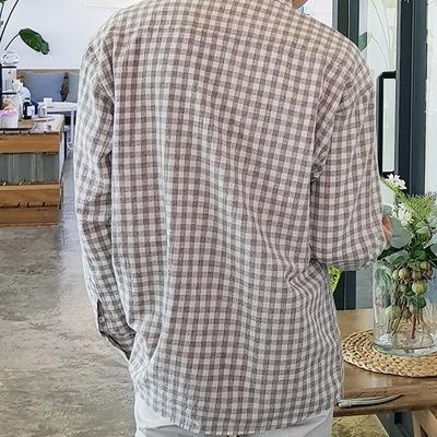 1区韩国本土服装代购(韩国圆通直发)tomonari-衬衫(2019-03-20上架)