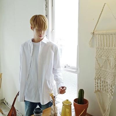 1区韩国本土服装代购(韩国圆通直发)tomonari-衬衫(2019-04-17上架)