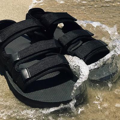 1区韩国本土服装代购(韩国圆通直发)tomonari-凉鞋(2019-04-17上架)