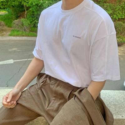 1区韩国本土服装代购(韩国圆通直发)tomonari-T恤(2019-05-19上架)
