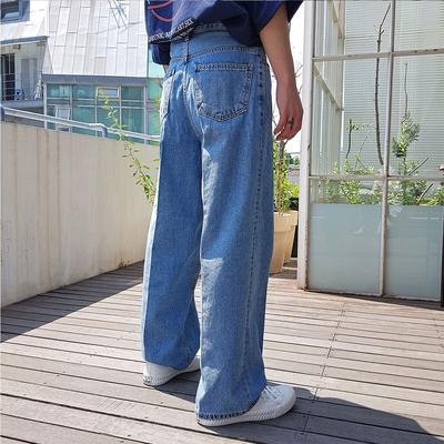 1区100%正宗韩国官网代购(韩国直发包国际运费)tomonari-牛仔裤(2019-06-12上架)