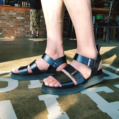 1区100%正宗韩国官网代购(韩国直发包国际运费)tomonari-凉鞋(2019-07-25上架)