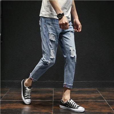 1区100%正宗韩国官网代购(韩国直发包国际运费)tomonari-牛仔裤(2019-08-06上架)