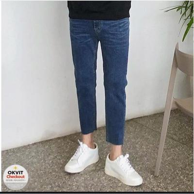 1区100%正宗韩国官网代购(韩国直发包国际运费)tomonari-牛仔裤(2020-04-04上架)