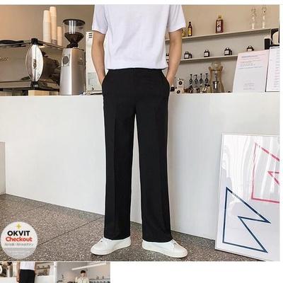 1区100%正宗韩国官网代购(韩国直发包国际运费)tomonari-长裤(2020-04-04上架)