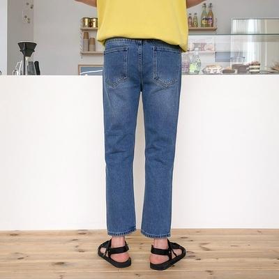 1区100%正宗韩国官网代购(韩国直发包国际运费)tomonari-牛仔裤(2020-06-17上架)