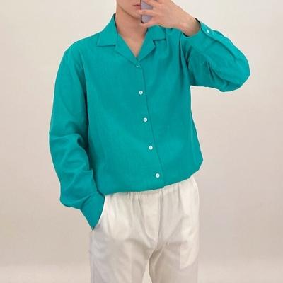 1区100%正宗韩国官网代购(韩国直发包国际运费)tomonari-衬衫(2020-07-02上架)