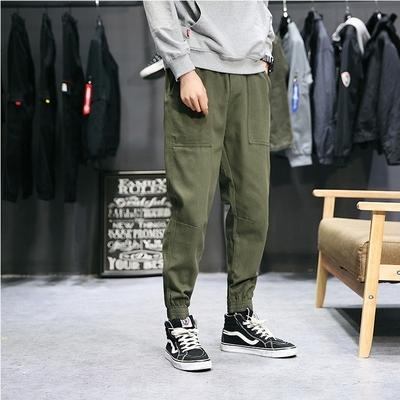 1区100%正宗韩国官网代购(韩国直发包国际运费)tomonari-长裤(2020-07-14上架)